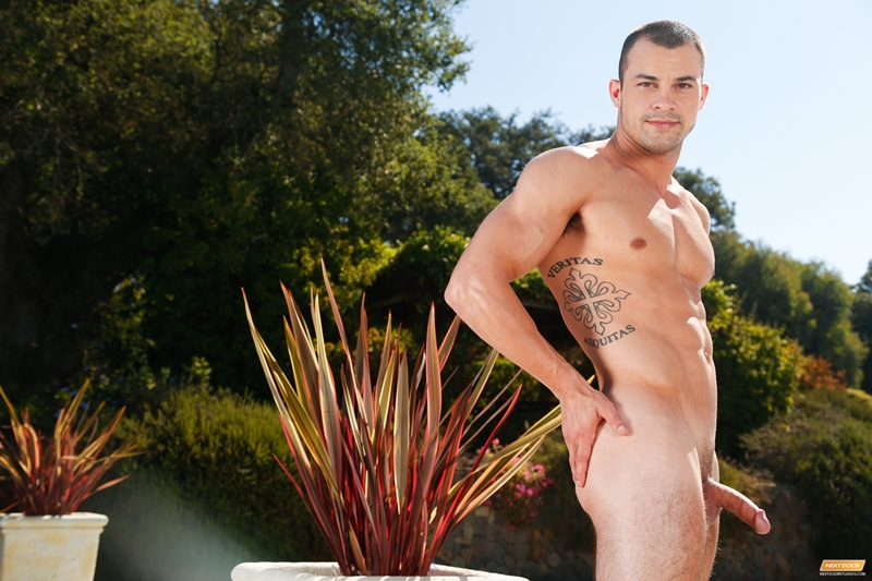 NextDoorMale-Tex-D-country-boy-stroking-naked-ass-flexing-muscles-wanking-huge-dick-head-shoots-cum-ripped-stomach-011-tube-video-gay-porn-gallery-sexpics-photo