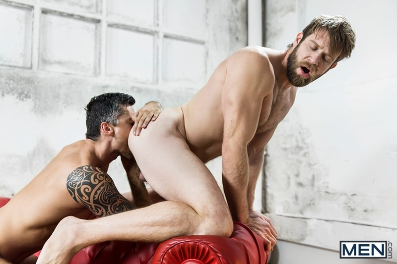 Colby Keller and Jay Roberts big dick hardcore anal fucking
