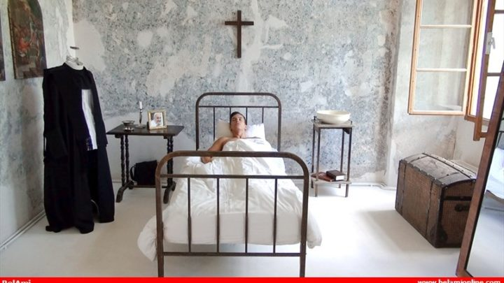 Scandal in the Vatican Joel Birkin gets down and dirty