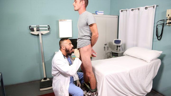Alessio Romero and Brett Bradley