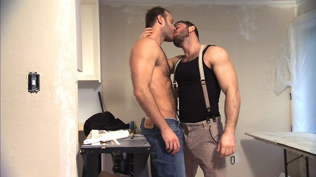 Jessy Ares with Ford Andrews at Titan Men