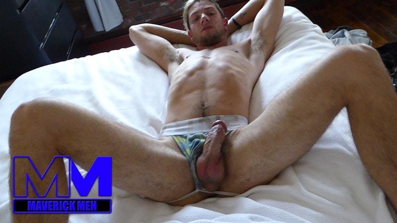Maverick Men Anthony's anal odyssey